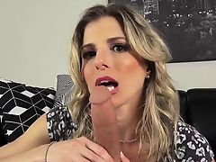 Milf cheerleader Cory Chase in Revenge On Your Father