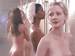 Anne Heche Drops the Soap