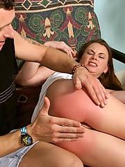 Dirty pair enjoy erotic spanking here