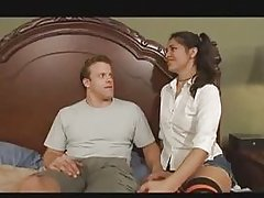 Alicia Angel the Babysitter 26