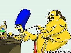 Simpsons sex