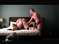 Cuck hubby likes cock too