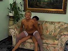 Reife Weiber - Oma #5