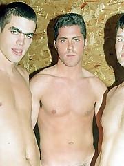 Hot Gay Group Sex