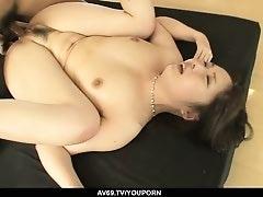 Nasty Haruka Oosawa in hardcore group sex