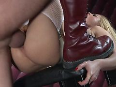 HarmonyVision Sexual freak Cathy Heaven loves
