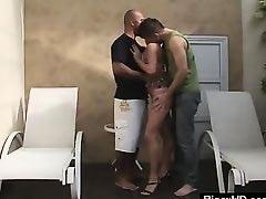 Bisex Matheus Patricia And Alexsander Get Naughty