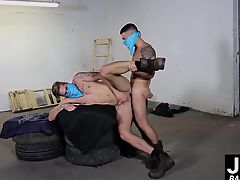 Sweet raw hardcore fucking between Vadim Black Wesley Woods