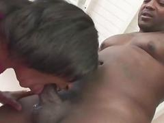 BrokenTeens - 2 Girls Get Wrecked by a Big Black Cock