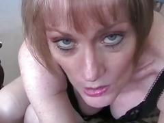 Nasty Amateur Cum Swallower Melanie