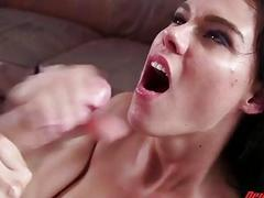 Peta Jensen Cumshot Compilation HD - Part 1