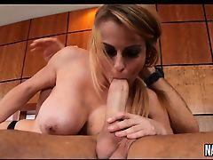 Big Tit Blonde Secretary Fuck On Bosses Desk Corinna Blake